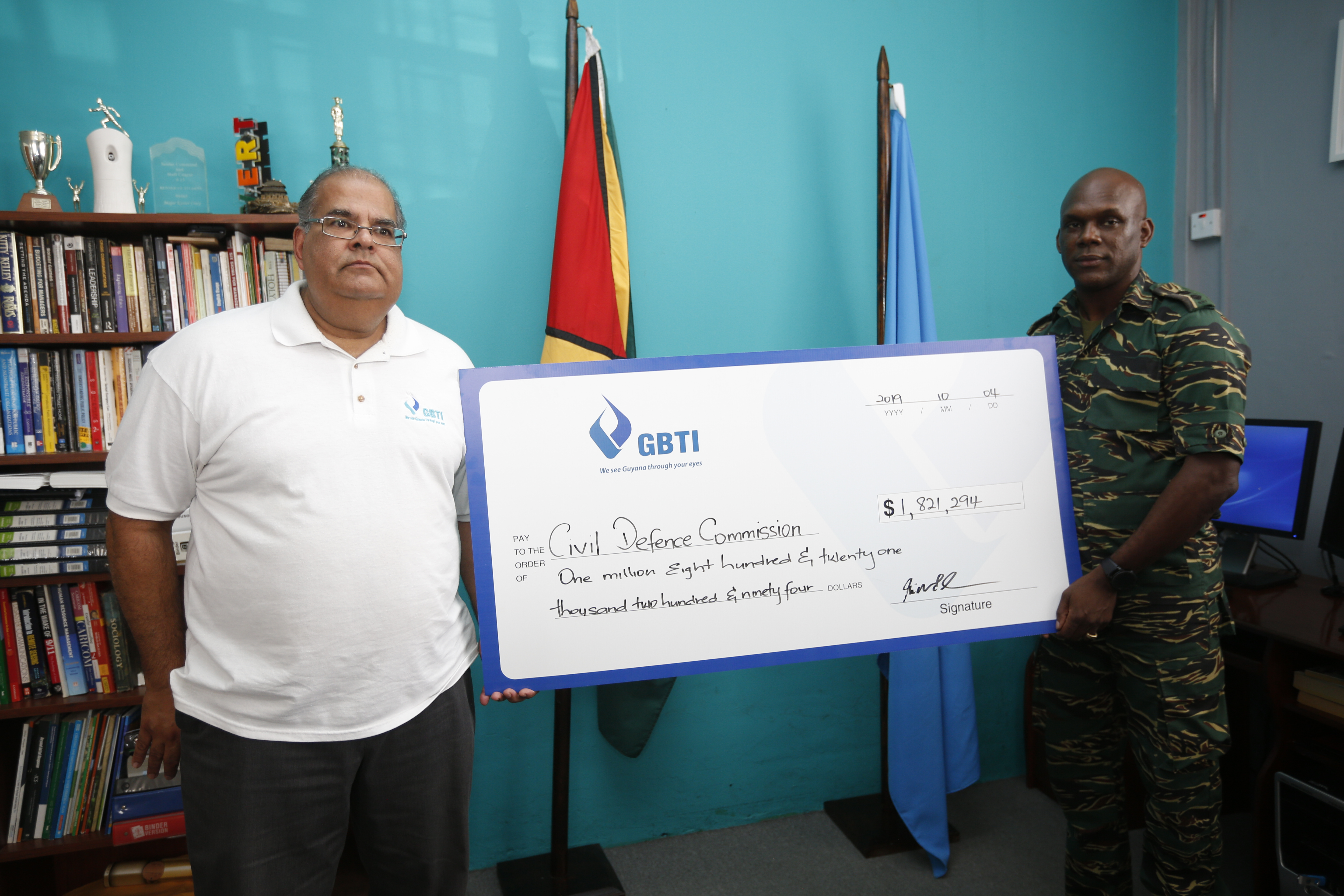 GBTI Hurricane Fund musters close to $2M for Bahamas Relief